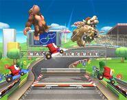 Circuit Mario Brawl 4