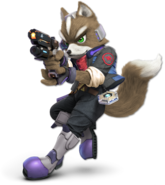 Art Fox noir Ultimate