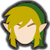 Icône Link vert Ultimate