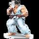 SSB4 Ryu bleu clair