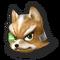 Icône Fox U