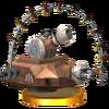 Trophée Double canon 3DS