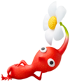 Art Pikmin rouge 3