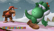 Félicitations Yoshi Brawl All-Star