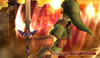 Félicitations Zelda Brawl Classique
