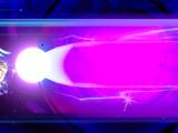 Trou noir & méga laser