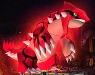 Groudon Brawl 4