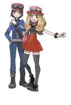 Art Kalem et Serena XY