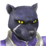 Icône Panther Wii U