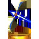 Trophée Arc Palutena 3DS