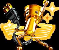 Art Super Chibi-Robo Zip Lash