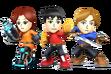 Combattants Mii (3DS / Wii U)
