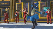Félicitations Lucario Ultimate