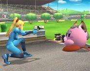 Kirby attaques Brawl 15