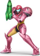 Art Samus rose Ultimate