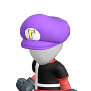 Chapeau Waluigi Ultimate