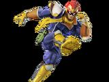 Captain Falcon (3DS / Wii U)