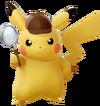 Art Détective Pikachu