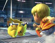 Pikachu attaques Brawl 2