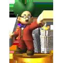 Trophée Dr Wright 3DS