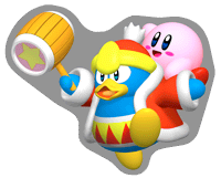 Vignette Roi DaDiDou & Kirby