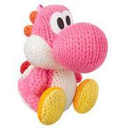 Yoshi de laine rose