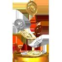 Trophée Goldus classique 3DS