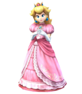 Peach Artwork SSBB