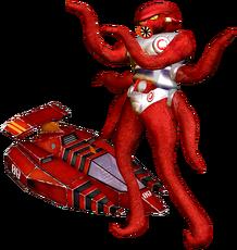 Art Octoman GX