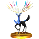 Trophée Xerneas 3DS