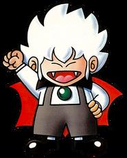 Art Kid Dracula Akumajo Special