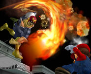 Captain Falcon Melee Profil 6
