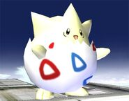Togepi Brawl 1