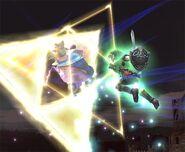 Link Smash final Brawl 3