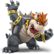Art Bowser gris Ultimate
