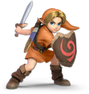 Art Link enfant orange Ultimate