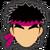 Icône Ryu bleu Ultimate
