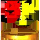 Trophée Drapeau spécial 3DS