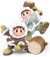 Art Ice Climbers marron gris Ultimate