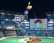 Pikachu attaques Brawl 4