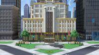Hôtel de ville de New Donk City Ultimate 1
