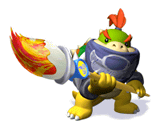 Vignette Bowser Jr. SMS