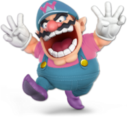 Art Wario bleu Ultimate