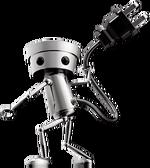 Art Chibi-Robo Zip Lash