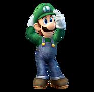 Luigi Artwork SSBB