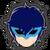 Icône Joker bleu Ultimate