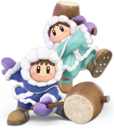 Art Ice Climbers bleu Ultimate