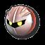Icône Meta Knight rouge U