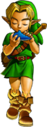 Link enfant Ocarina of Time