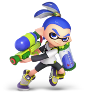 Art Inkling masculin Ultimate